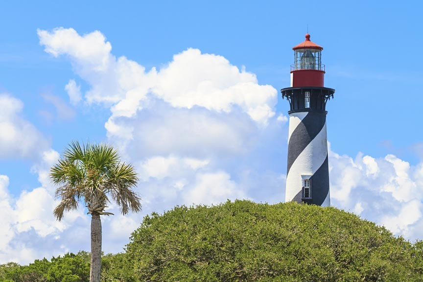 tour Saint Augustine - St. Augustine Lighthouse