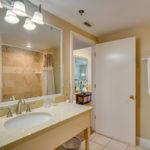 River Suites Room 103 bathroom