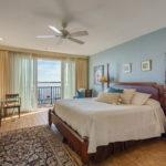 River Suites Room 105 bedroom