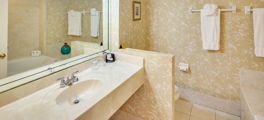 Room 203 bath