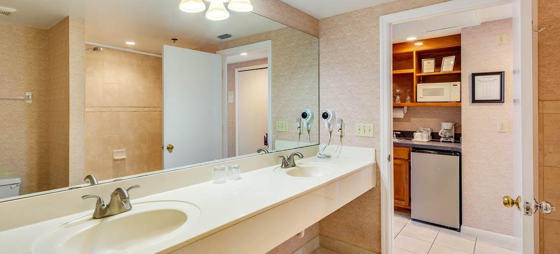 Room 301 bath