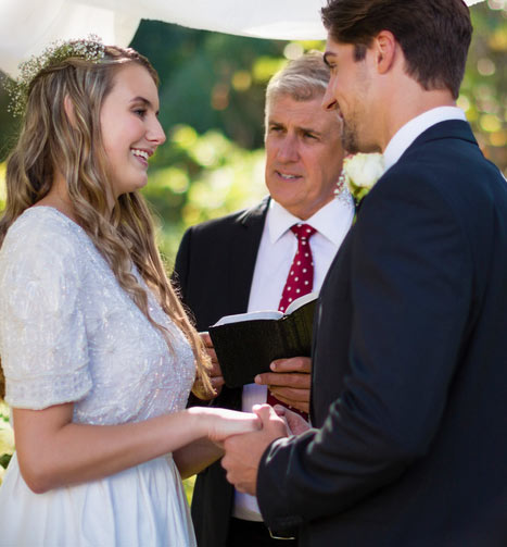 Florida Elopement Package officiant
