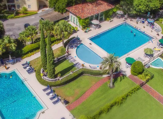 Orange Park hotel pools