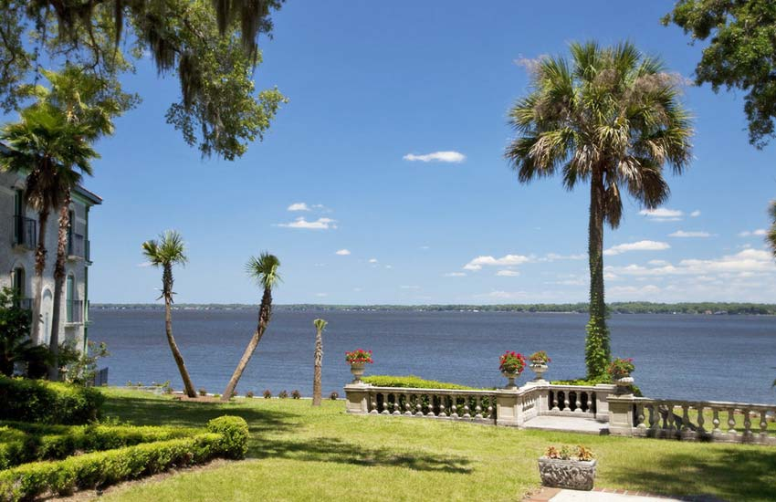 St. Johns River View