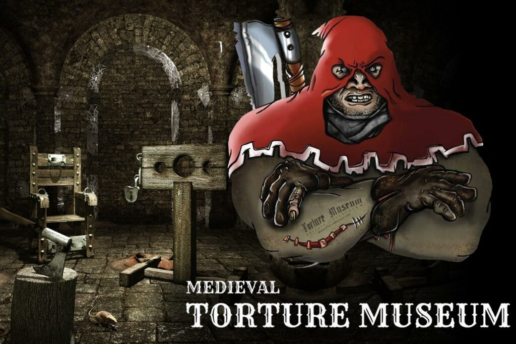 St Augustine Medieval Torture Museum