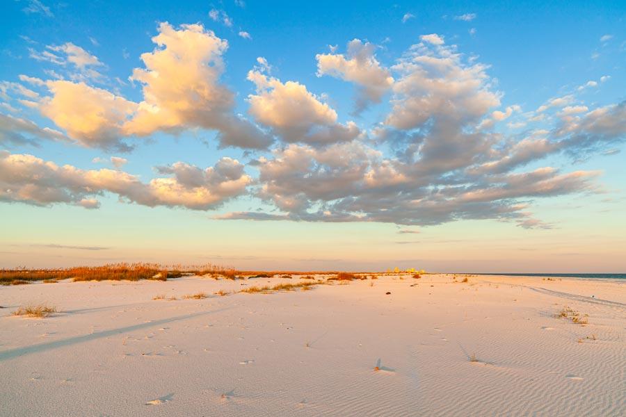 Crescent Beach sunset