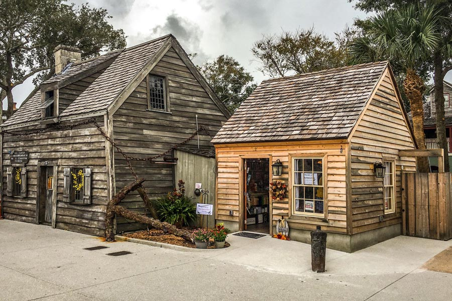 Oldest Wooden Schoolhouse