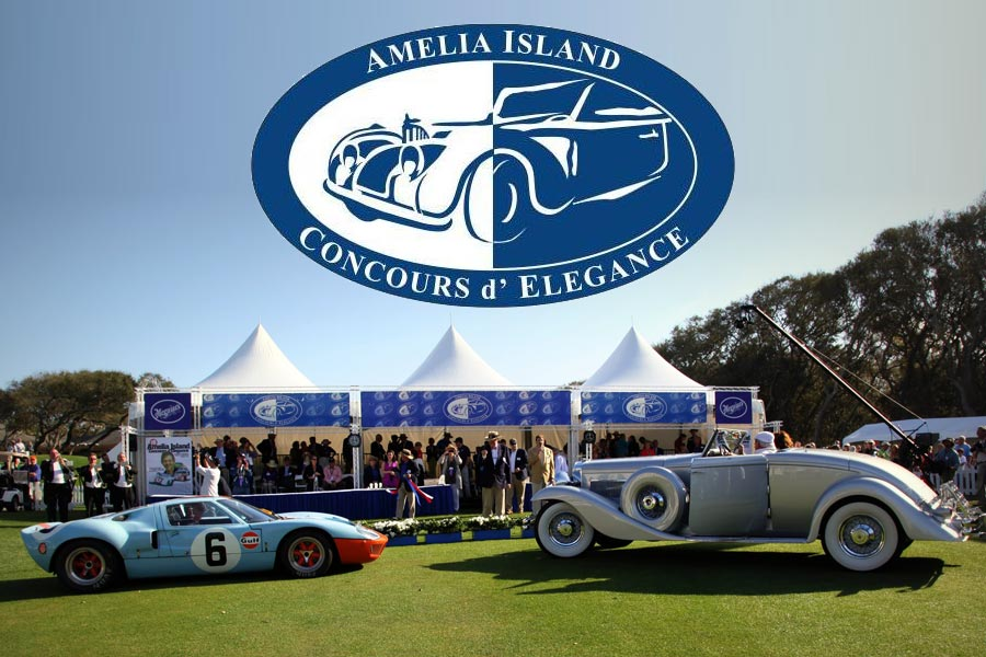 Amelia Island Concours d'Elegance 2021