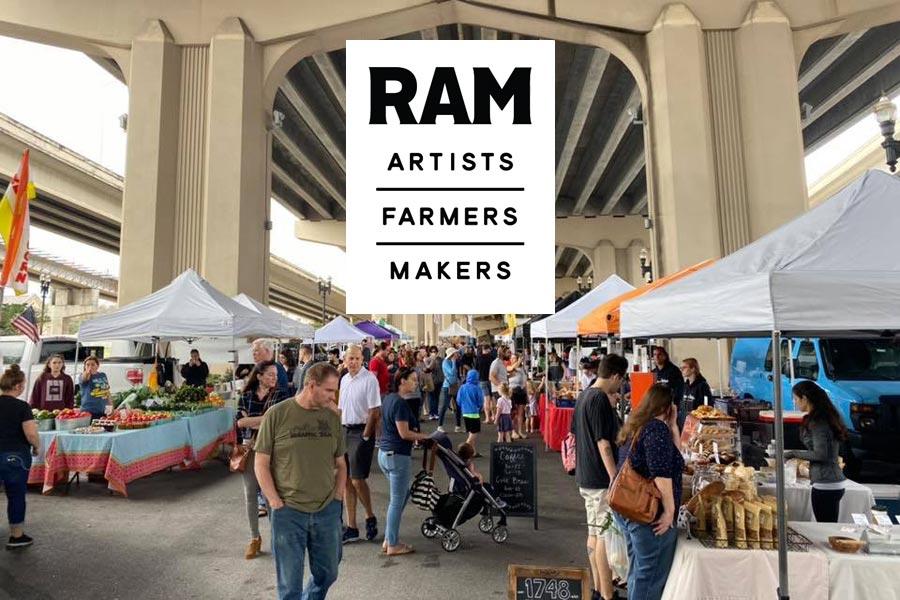 Riverside Arts Market 2021