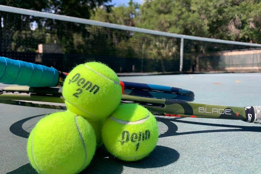 Florida tennis club at Club Continental