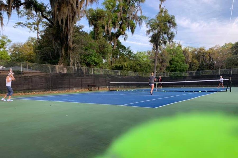 tennis camps at our Florida tennis club
