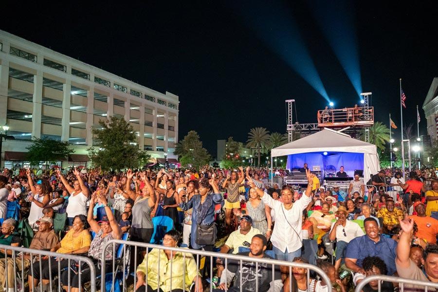 Jacksonville Jazz Festival 2021